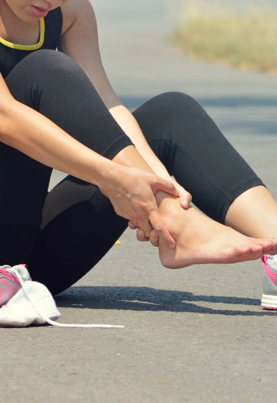 Ankle Sprains Physiotherapy Treatment