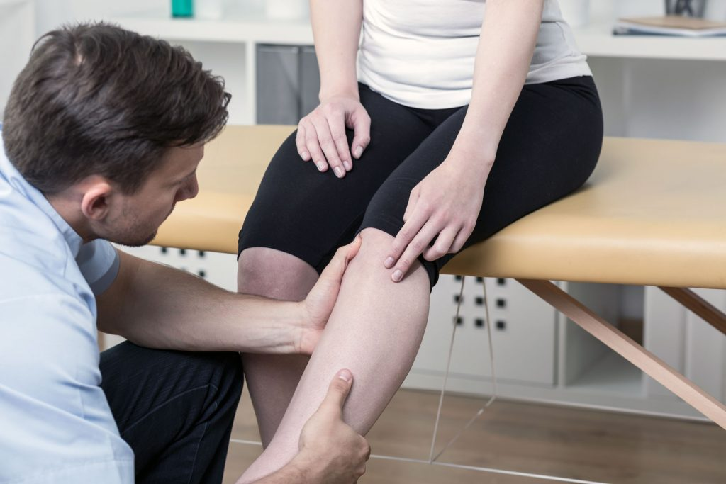 Meniscus Tear Physiotherapy Treatment
