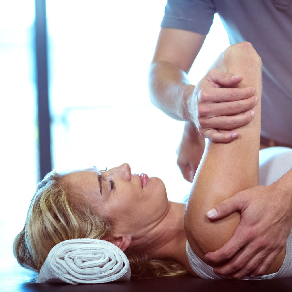 Frozen Shoulder Physiotherapy Treatment